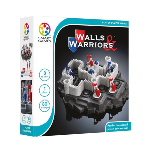 Логическа игра - Замъци и воини
